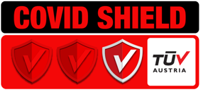 COVID SHIELD LOGO