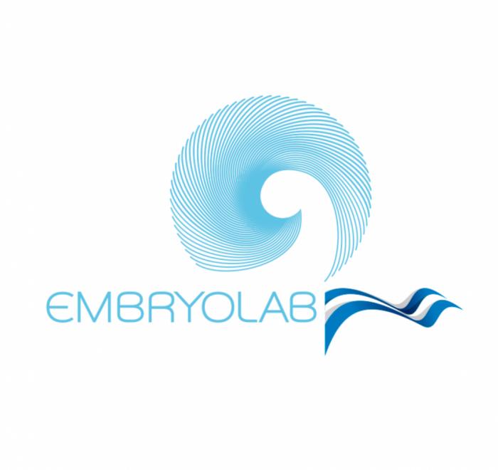 Embryolab-greek-flag-logo