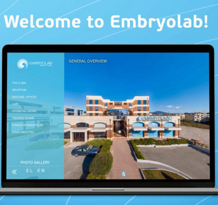 Добро пожаловать в #EmbryolabVR!